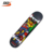 Professional skateboard with 7ply Canadian maple deck maple skate board