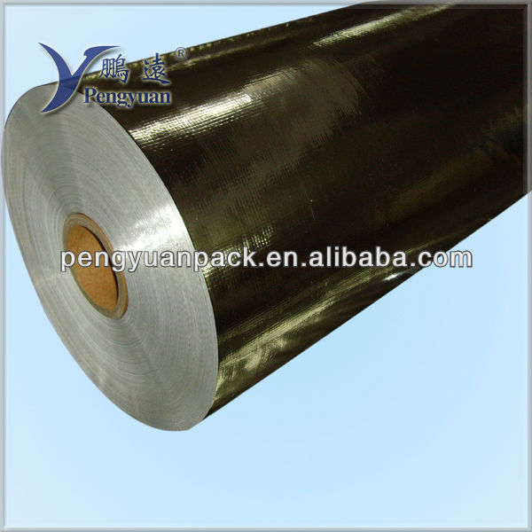 Poly Woven Foil Radiant Barrier House Wrap