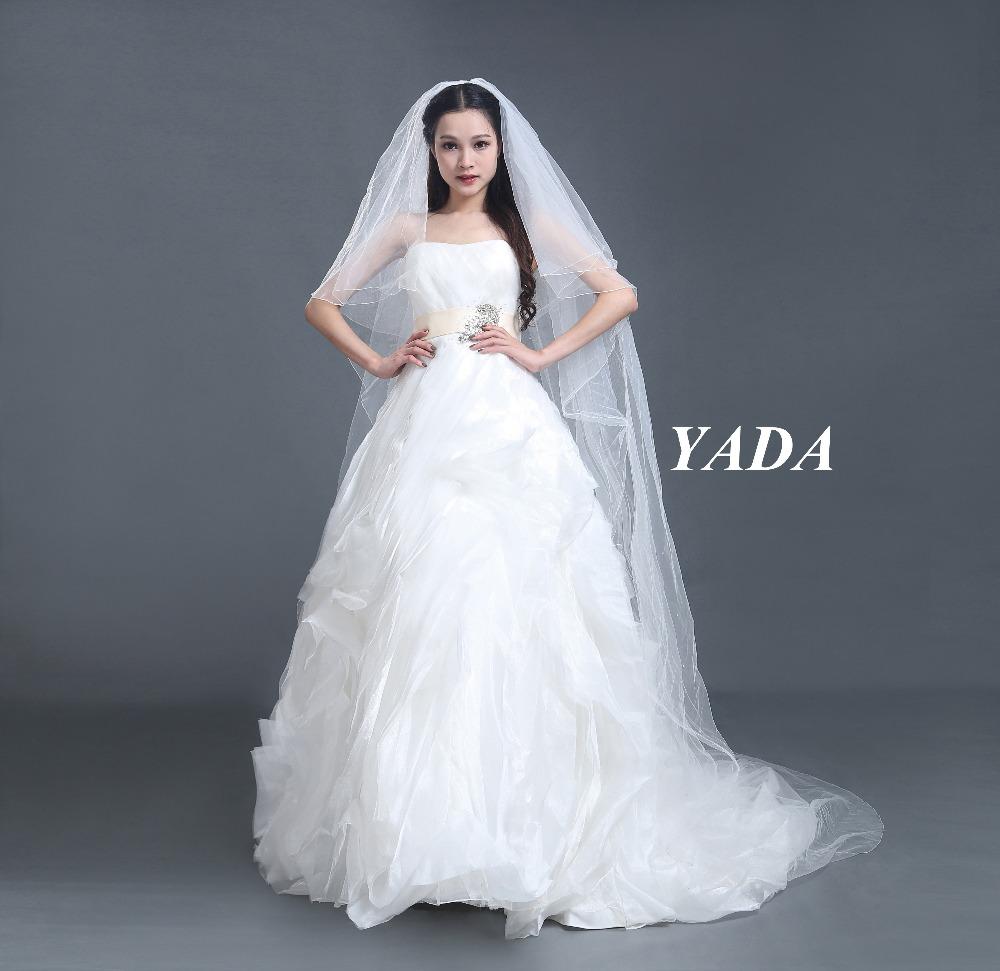 Ball Gown Wedding Dress Material : Organza fabric bust ball gown skirt wedding dress buy gowns