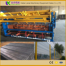 Concrete reinforcing wire mesh welding machine factory