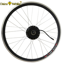 "20"" 26"" 700C wheel ebike 36V brushless electric bike motor conversion kit With 6 or 7 Speed Cassette for electric tricycle"