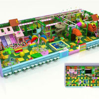Amusement Kids Indoor Soft Play Game