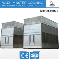 CTI certified china water spraying counter flow cooling unit price