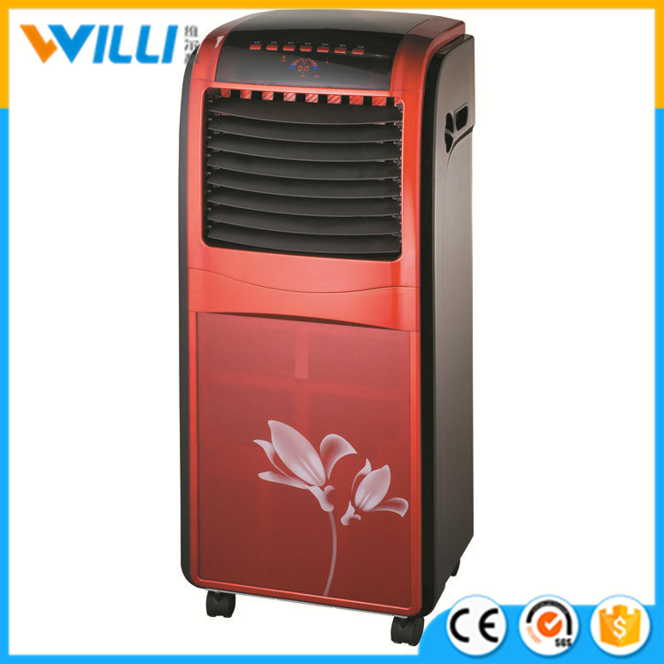 room honeycomb air cooler with 6L water tank