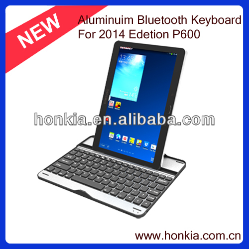 Bluetooth Keyboard for Android Samsung Galaxy Note 10.1inch P600