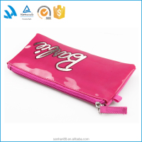 Top selling products 2016 custom logo printing promotional pvc pencil bag for kids