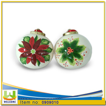 Ceramic Hanging Ornament Christmas Decoration