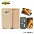 Newest Full covered PU leather cover for Samsung A5 2017 case