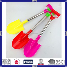 Plastic Mini Beach Colorful Sand Shovel Toy Kids Sand Tools