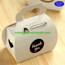 Guangzhou cheap wholesale Custom paper food packing box