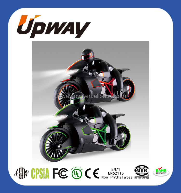 2.4G 4CH RC Motorcycle with Lights
