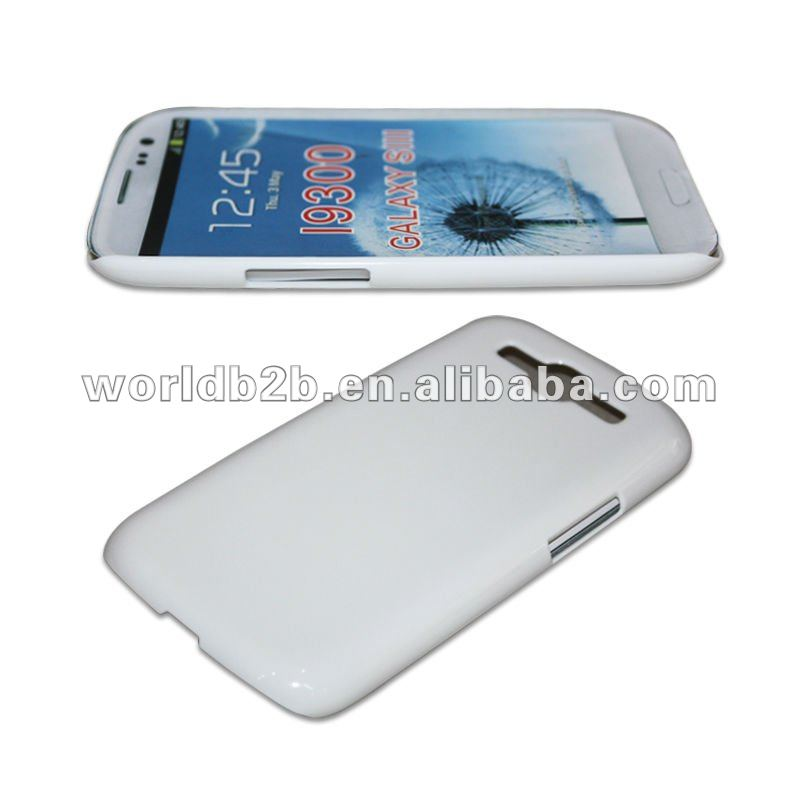 Crystal Hard Case Cover for Samsung Galaxy S3 i9300,with 2 sorts Model