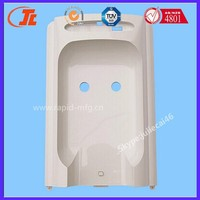 ABS Fireproofing Plastic ,PC+GF Housing Part for Water Dispenser