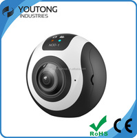 360 Camera Spherical Wifi Camera IP from YouTong 4k 360 Degree Wireless Camera