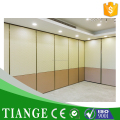 Anti-fire Movable and Operable Partition Acoustic Mobile Partition for Hall