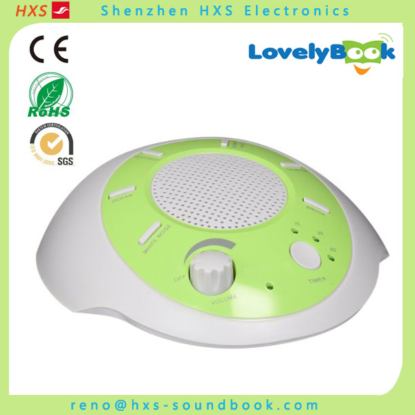 OEM/ODM design sound absorption machine,white noise sound machine for wholesales