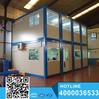 China low cost good quality Container Hotel/prefab motel/office container price cheap for sale