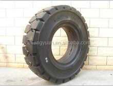 28x9-15 low noise anti-wear forklift solid tire