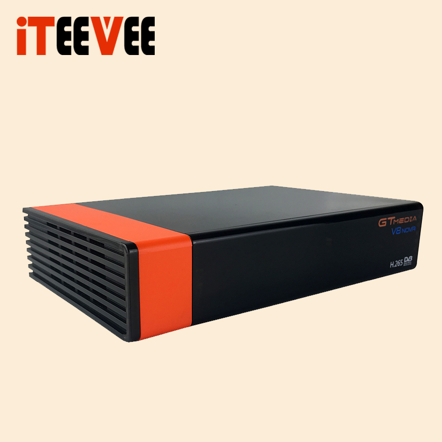 2018 Newest GTMEDIA V8 NOVA V9 Super DVB S2 <strong>satellite</strong> receiver Built-in wifi support H.265 AVS better than Freesat V8