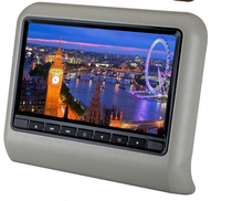 BEST SELL car headrest mount portable dvd player 9 inch High definition car