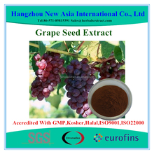 Pure Grape Skin Extract Powder Polyphenols 40% UV
