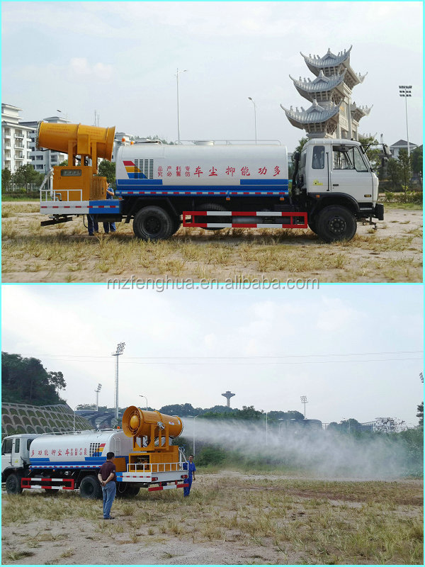Metal Material And Pump Sprayer Type Dust Suppression System