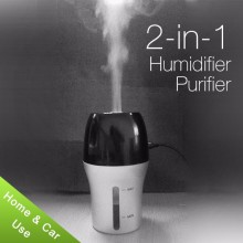 2014 Hot Gift Items Ultrasonic Car humidifiers JO-638