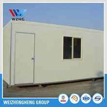 flat pack container house , portable room house as shop