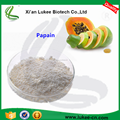 High quality papain powder enzyme,price papain from professional manufacturer