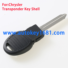 high quality transponder key shell for chrysler car key shell