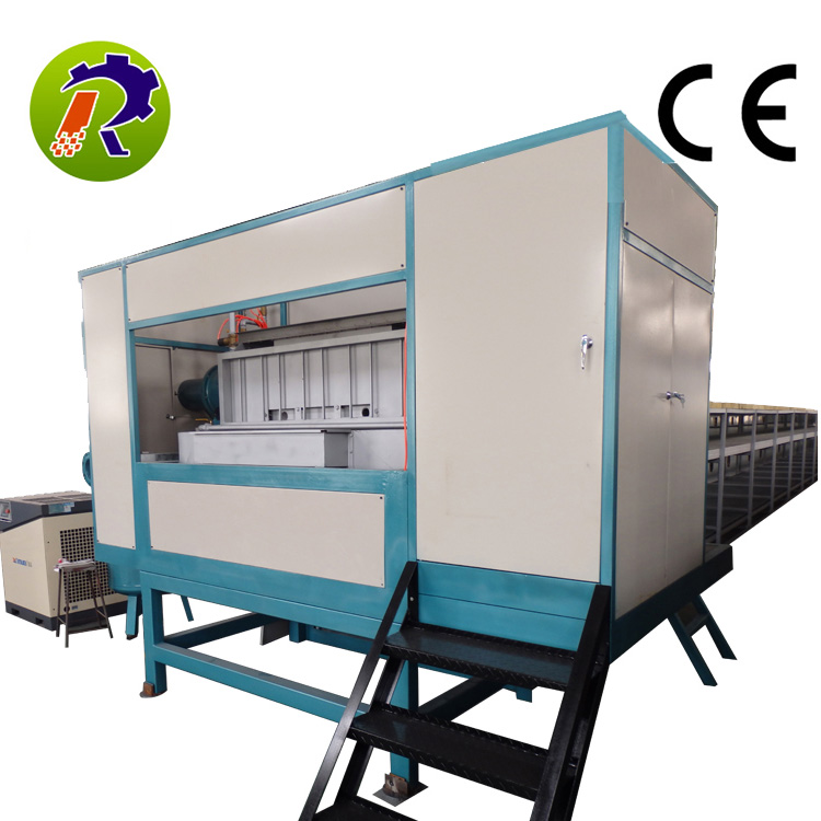CE Certificate Fruit tray making machinery manufacture