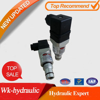 WK Hydraulic Magnetic Return Oil Filter with Bypass Valve & Indicator