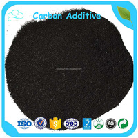 7% Max Ash High Quality 0.3% Low Sulphur Anthracite Coal Recarburizer Carbon Additive