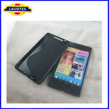 New Product S Line TPU Case Gel Cover For Asus Google Nexus 7 II