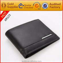 Wholesale cheap rfid blocking travel braided leather purse