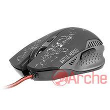 OEM custom design drivers USB wired 6 button PC Gamer Computer gaming mouse with backlit led gamer mouse