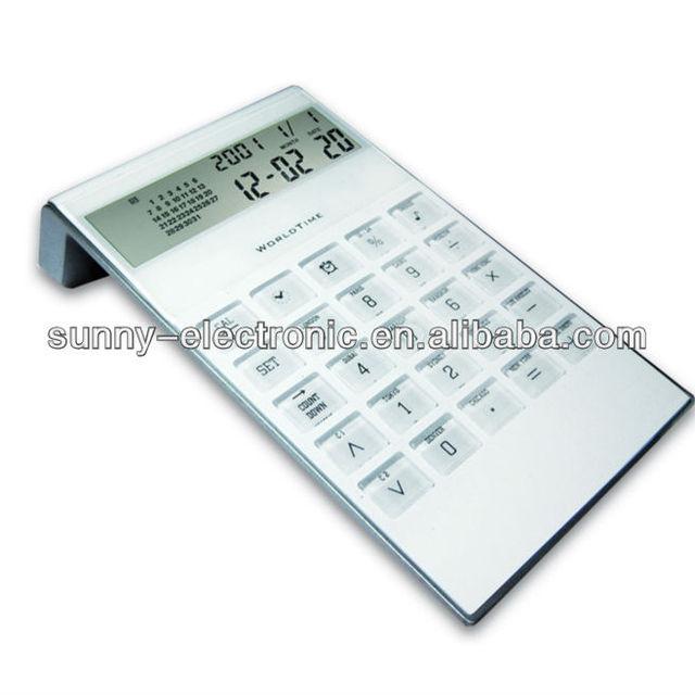 GP8035A 8-digit Calculator LCD Clocks