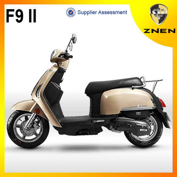 ZNEN MOTOR --F9 Italy Style Scooter