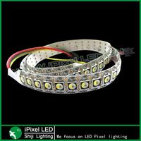 addressable rgbw led strip 5V, sk6812 ic built in, ws2812b rgbw led flex strip