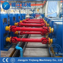 Automatic Erw Mill Test Certification Steel Pipe Mill Line