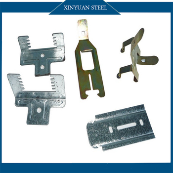 China Manufacturer Galvanized Light Steel Keel Fittings Suspended Ceiling Accessories Steel Keel Accessories