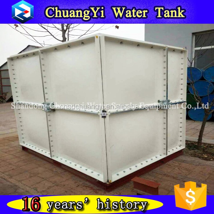 2017 trending products top sell grp chemical grp/frp water storage tank with low price