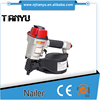 Professional Pneumatic Power Source CN57 Coil Pallet Nail Gun for wood products type air nails gun Provide Firing pin Access