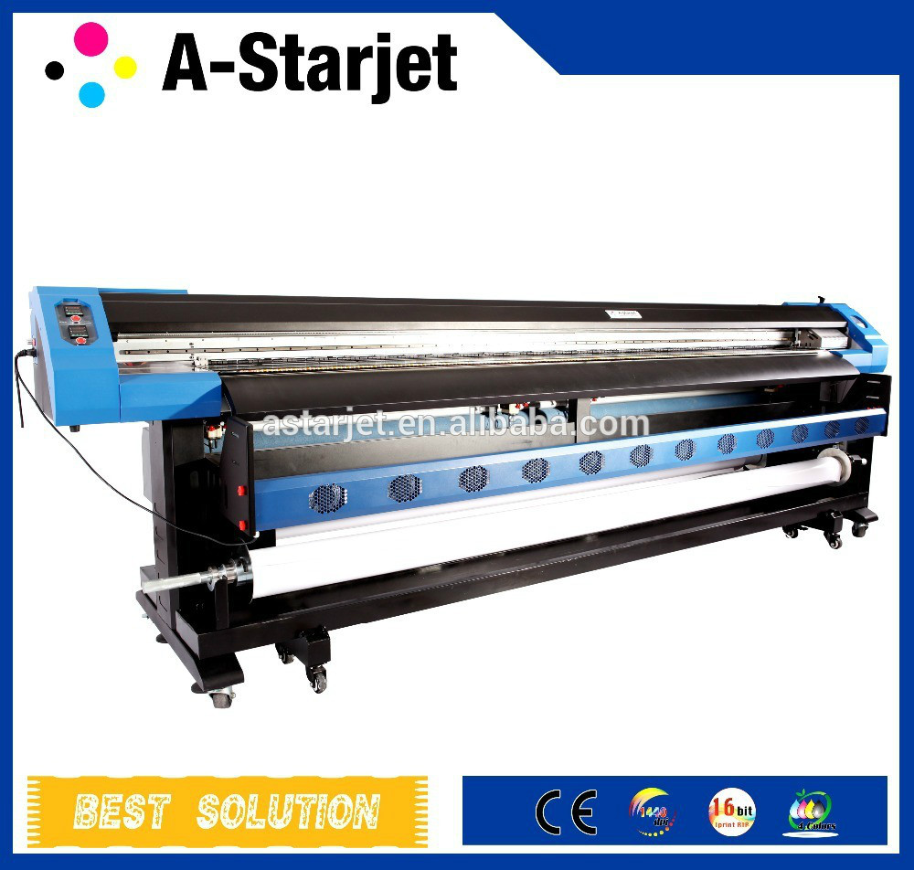 Double Sided Large Format Printer A-starjet 3.2M Double Sided Printer 77802L