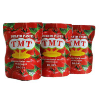 factory custom tomato paste tomato sauce in sachets