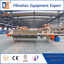 Dazhang mineral automatic membrane filter press