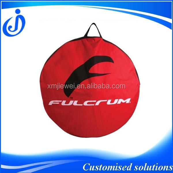 Outdoor Cheap Promotional Bike Wheel Covers