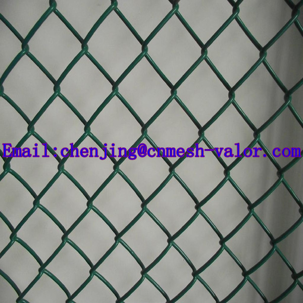 2013 the best quality quarantine chain link fence (manufature)