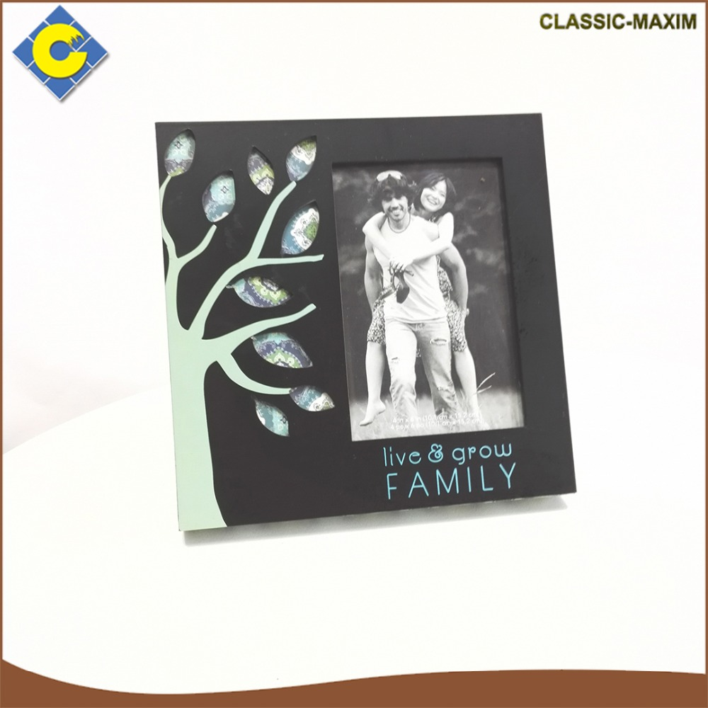 Hot Sale Latest mdf Popular Love Couple Photo Frame