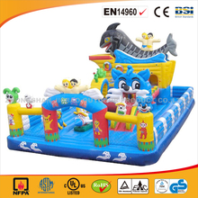 Giant animal inflatable bouncer castle /animal Inflatable Integrated Products